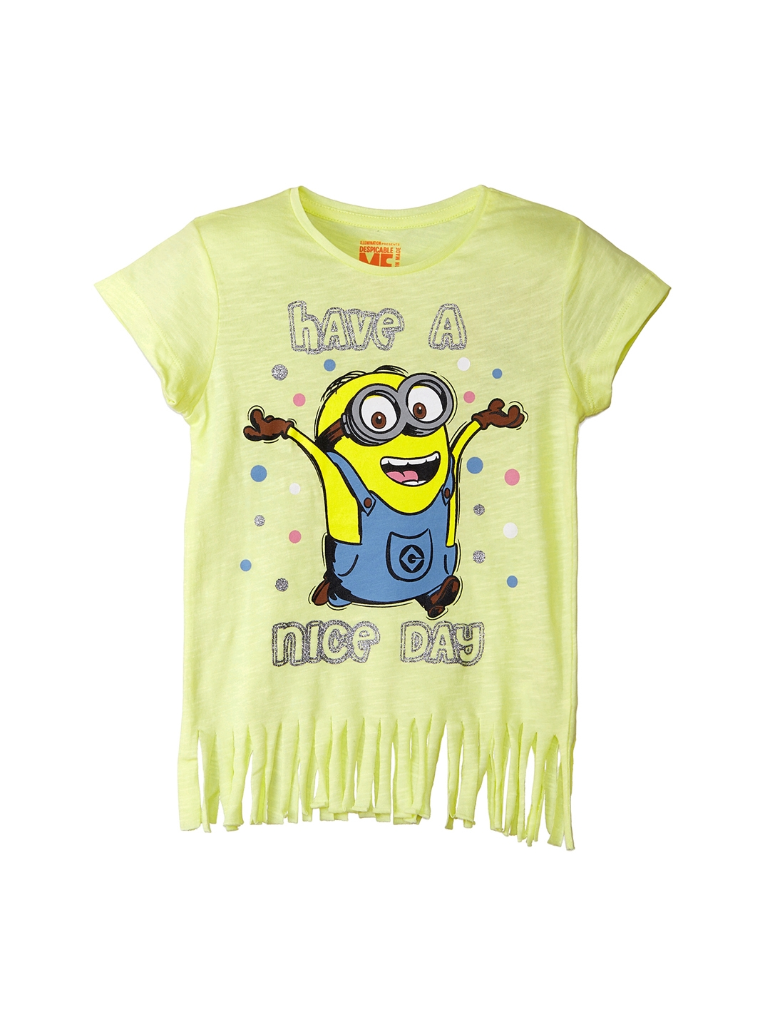 Shirts Minion collection for kids catalog photo