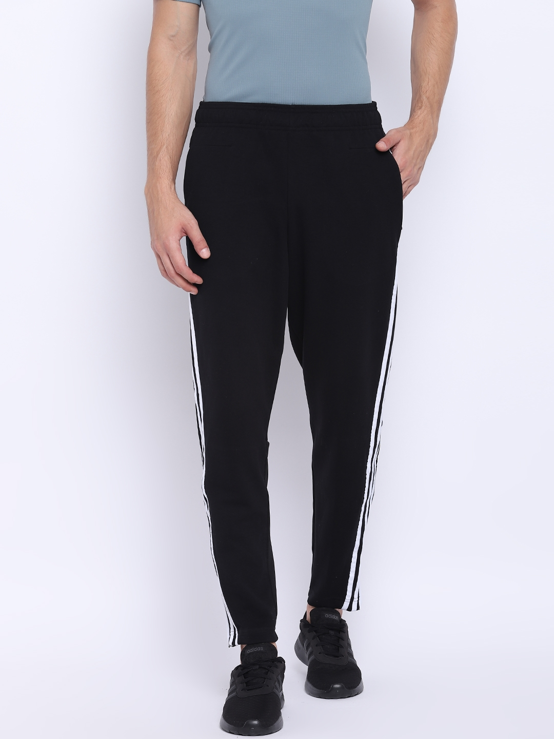 musicas Correlación Bajar  Buy ADIDAS Men Black M ID TIRO Class Track Pants - Track Pants for Men  7401162 | Myntra