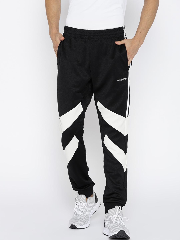 adidas printed joggers