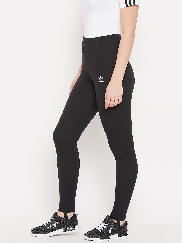 1b8e8f091b0 Buy ADIDAS Originals Women Black Styling Complements Stirrup Tights ...