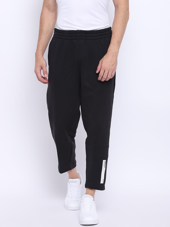 bec2a136efc20 Buy ADIDAS Originals Men Black NMD Solid Track Pants - Track Pants ...