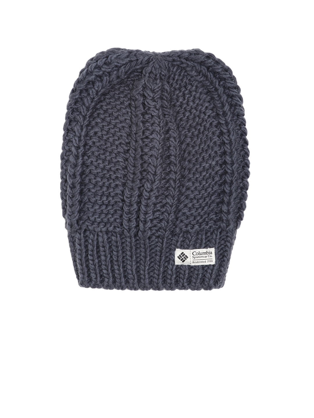 ae82a9f50 Buy Columbia Unisex Navy Blue Hideaway Haven Slouchy Beanie - Caps ...