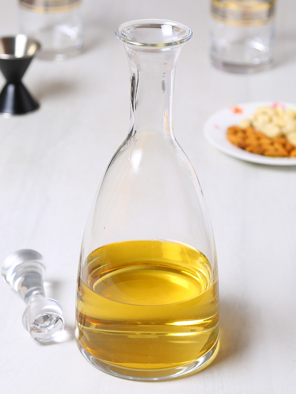 Bohemia Crystal Whiskey Decanter 1000 ml