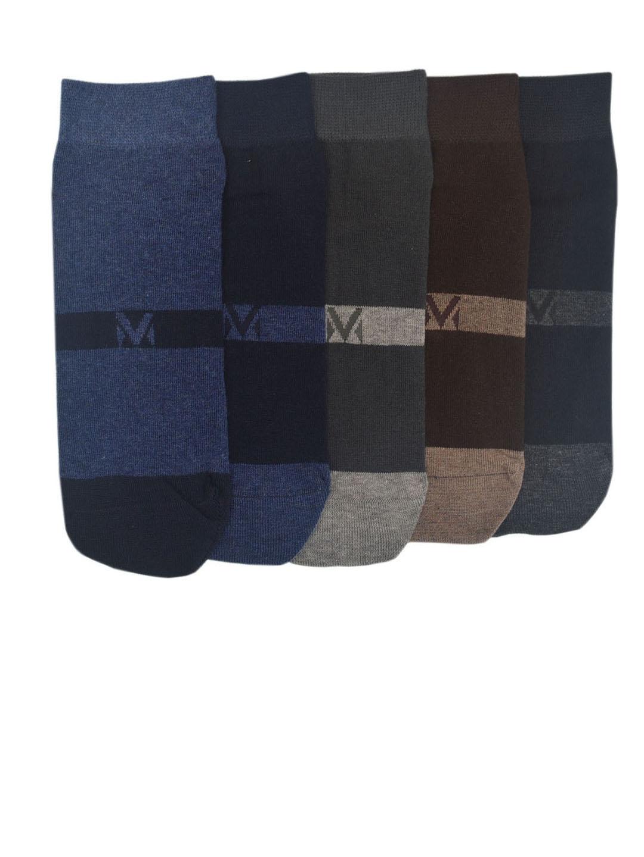 MARC Men Pack of 5 Ankle Length Socks