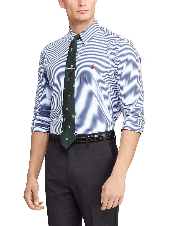 7c41cf24f Buy Polo Ralph Lauren Classic Fit Striped Shirt - Shirts for Men ...
