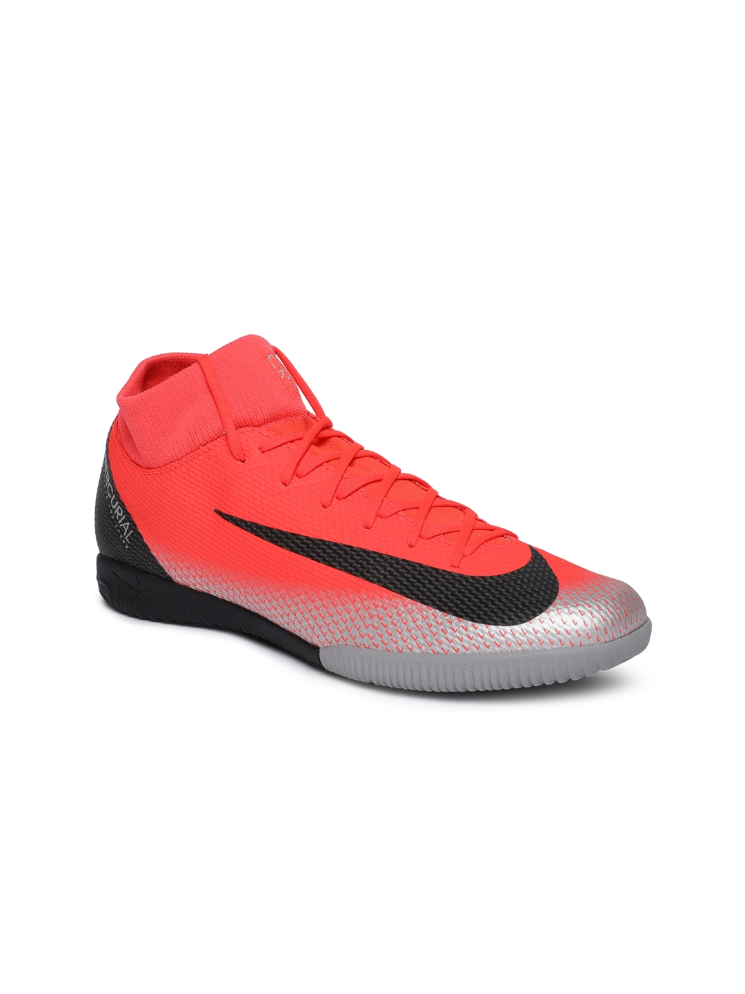 newest a0ba1 2b1f9 Nike Men SUPERFLY 6 ACADEMY CR7 IC Football Shoes