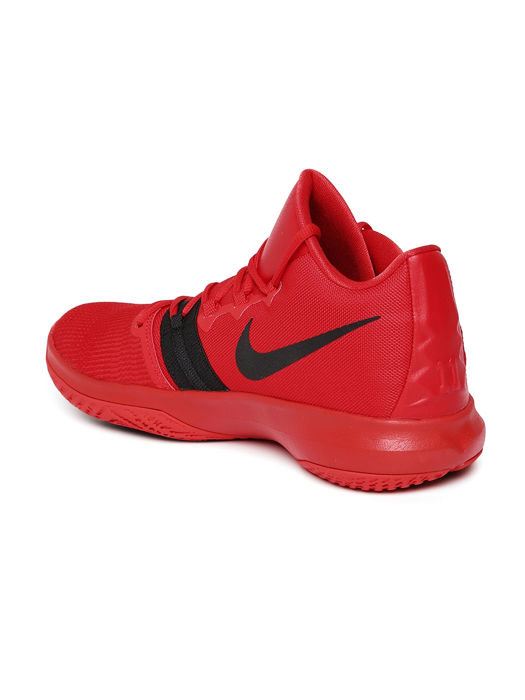 brand new 78e8c 69051 Nike Men Red KYRIE FLYTRAP Basketball Shoes