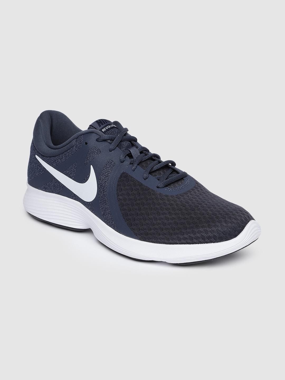 Nike Men Blue REVOLUTION 4 Running Shoes