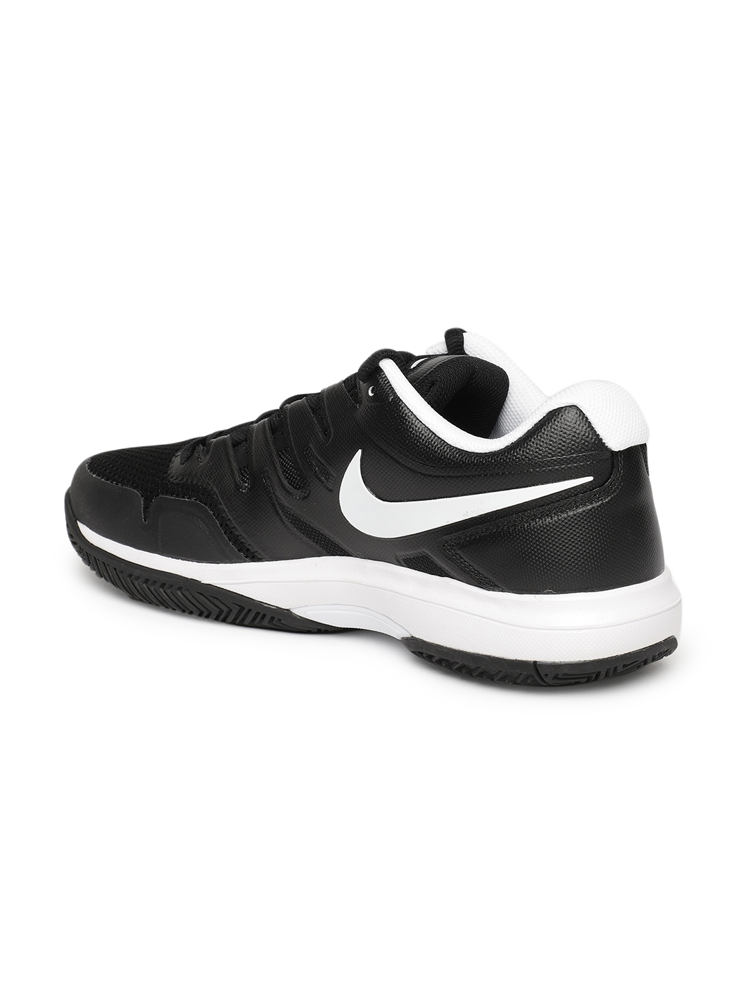 e5035be703f20 Buy Nike Men Black Solid AIR ZOOM PRESTIGE HC Tennis Shoes - Sports ...