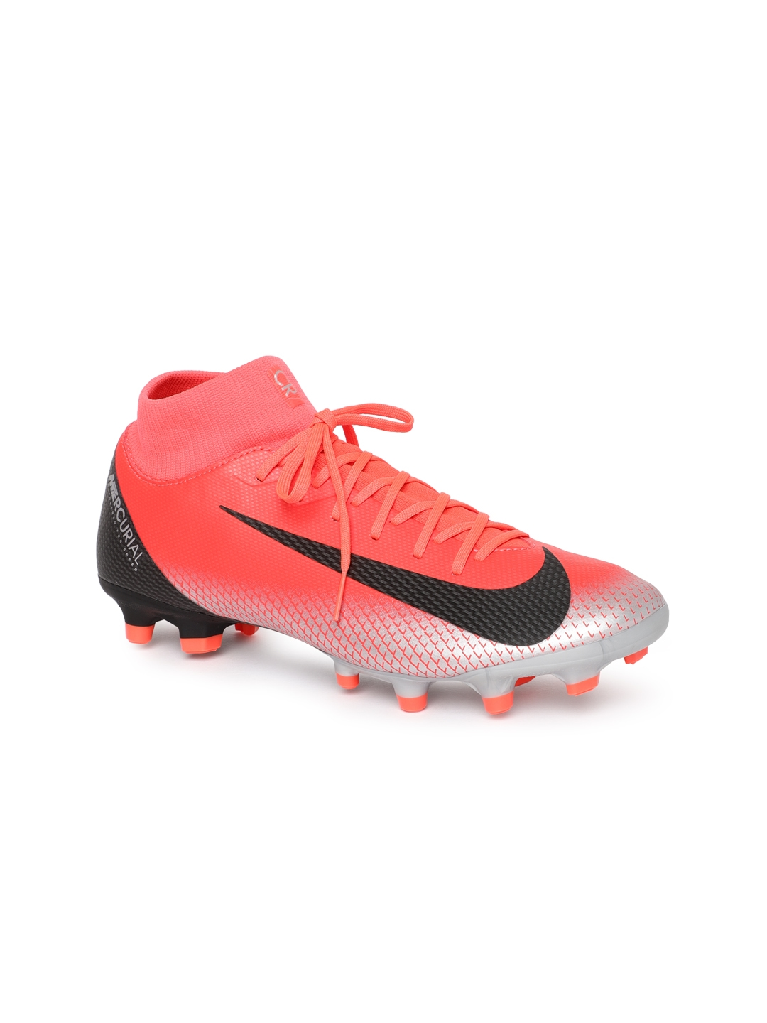 26c4cd196 Buy Nike Unisex Red Superfly 6 Academy CR7 FG MG Football Shoes ...