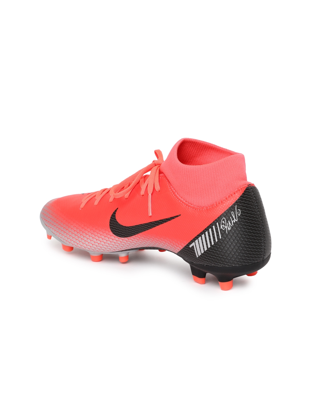 4bfc11e86 Buy Nike Unisex Red Superfly 6 Academy CR7 FG MG Football Shoes ...