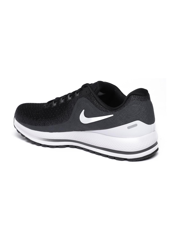 c847a0c1df2a8 Buy Nike Men Black NIKE AIR ZOOM VOMERO 13 Running Shoes - Sports ...