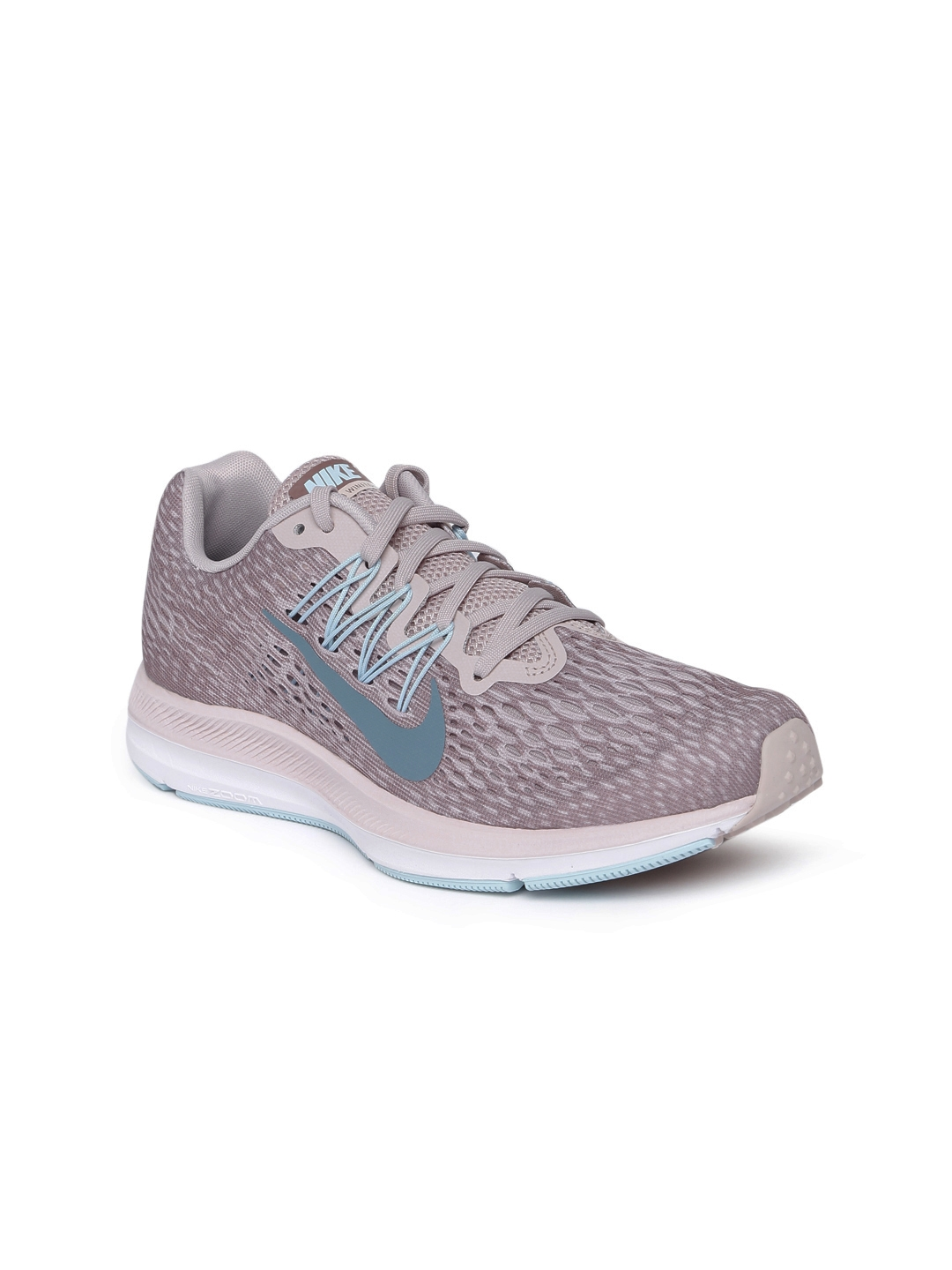 6eab0418 Buy Nike Women Pink Zoom Winflo 5 Running Shoes - Sports Shoes for ...