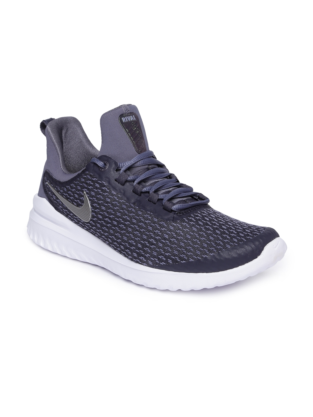 54c75859270 Buy Nike Men Grey RENEW RIVAL Running Shoes - Sports Shoes for Men ...