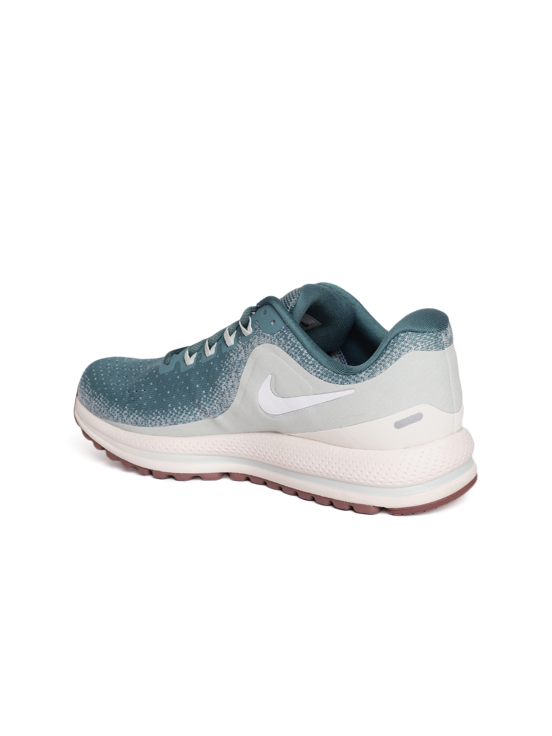 125acacbe8f8 Buy Nike Women Teal AIR ZOOM VOMERO 13 Running Shoes - Sports Shoes ...