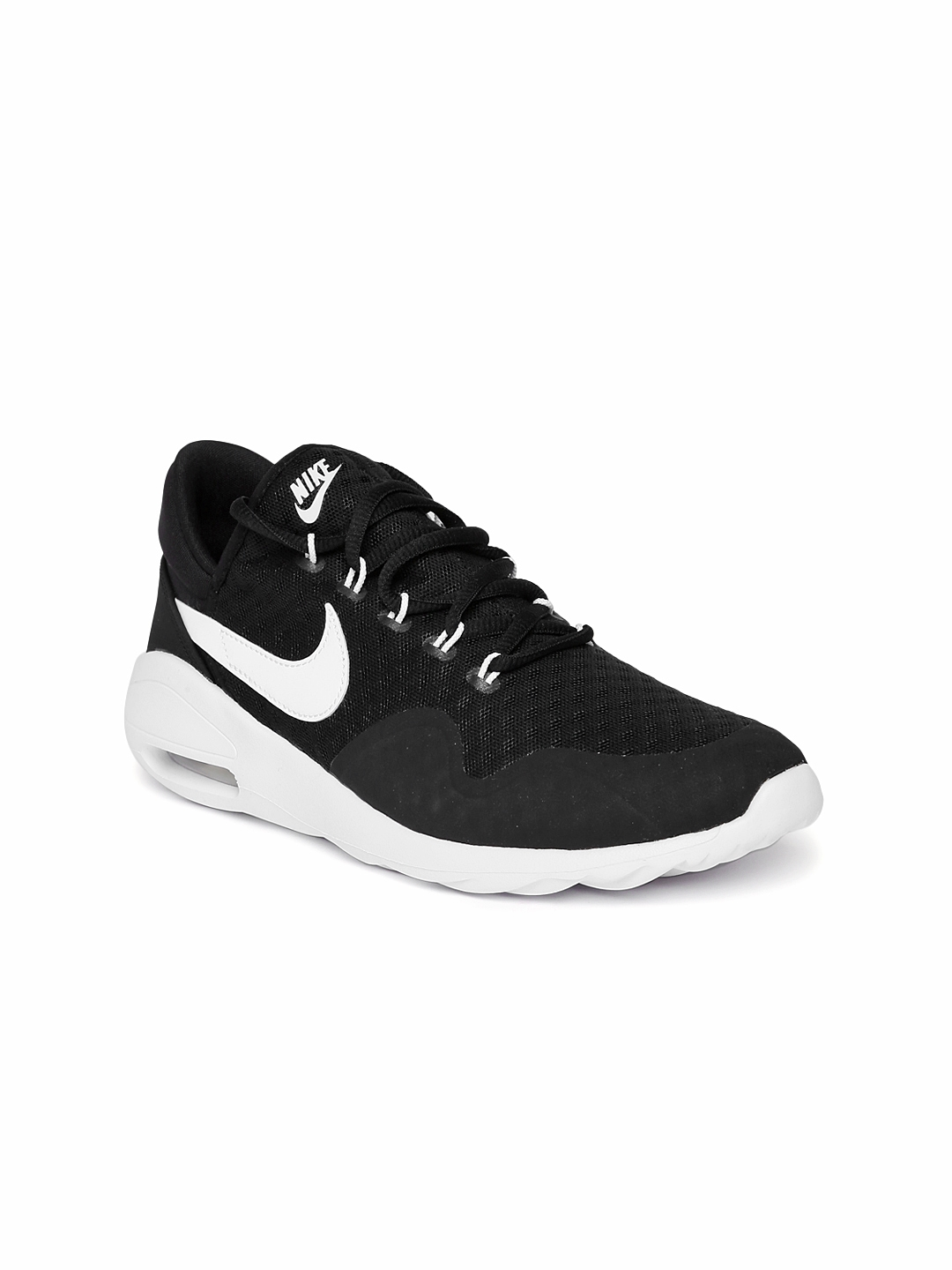 f02b3c1a7a Buy Nike Women Black Air Max Sasha Sneakers - Casual Shoes for Women ...