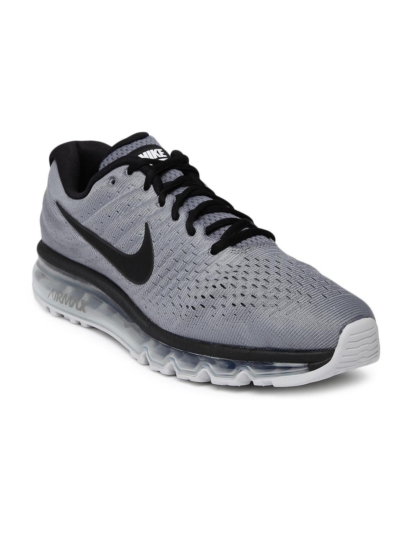 Buy Nike Men Grey Air Max 2017 Running