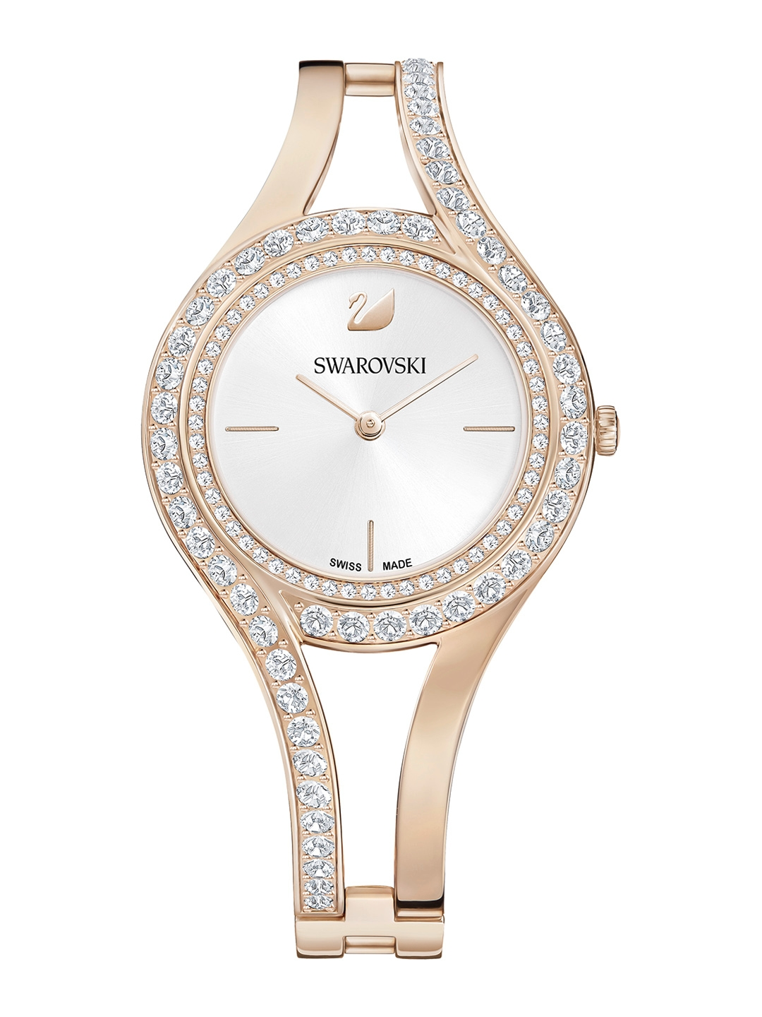 969cb71f2685 Buy SWAROVSKI Women Rose Gold Analogue Watch 5377563 - Watches for ...