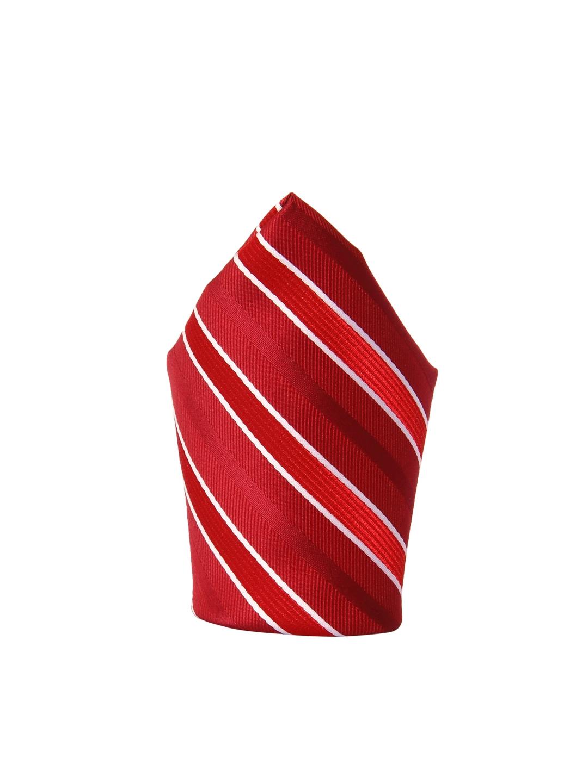 3d3d33b2b327 Buy Tossido Men Red & White Woven Pocket Square - Pocket Squares for ...
