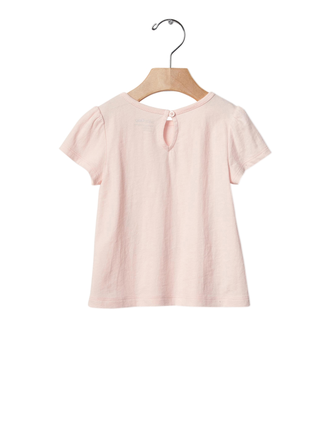c45aa251e469 Buy GAP Girls Pink Printed Round Neck T Shirt - Tshirts for Girls ...
