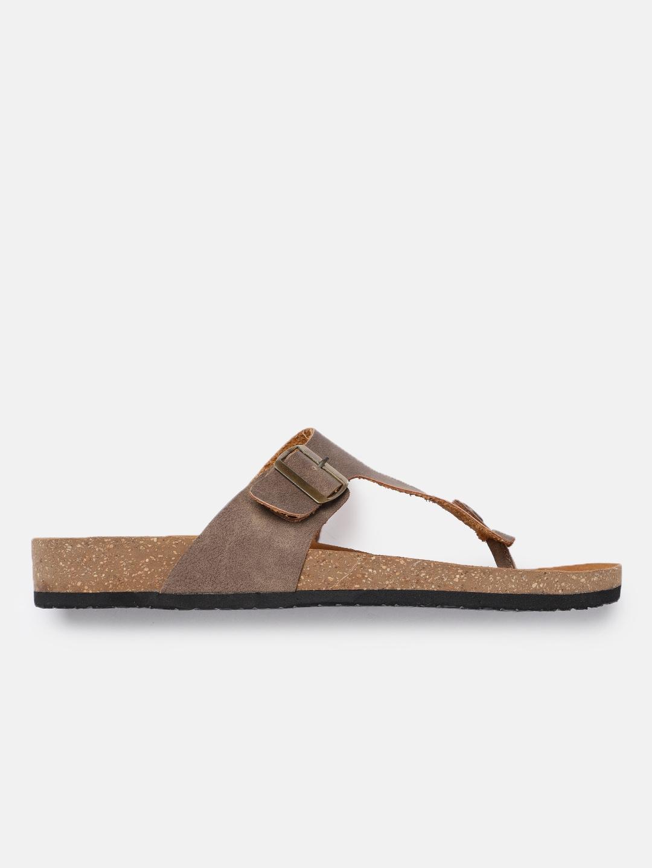 fc411f2b1 Buy Roadster Men Brown Comfort Sandals - Sandals for Men 7561796 ...