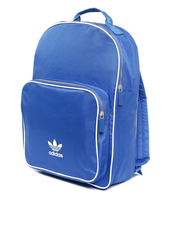 Buy ADIDAS Originals Unisex Blue BP CL ADICOLOR Solid Backpack ... d19b4f9424378