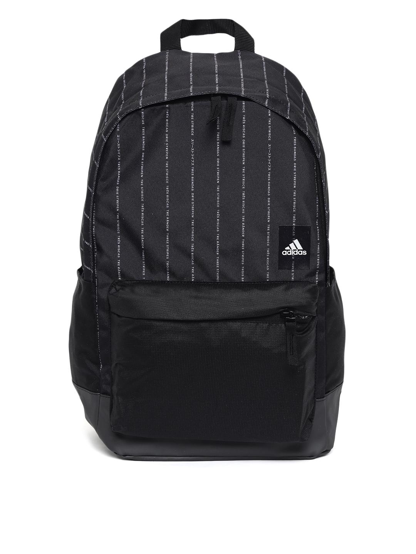 90ef43cae675 Buy Adidas Unisex Black Solid C. BP POCKET M Backpack - Backpacks ...