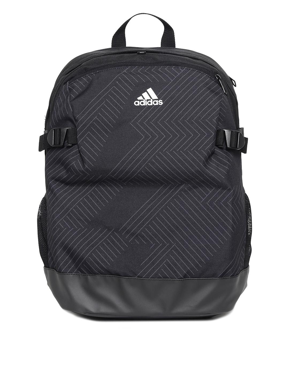 half off 8a9e3 fe692 ADIDAS Unisex Black Power IV GR Backpack