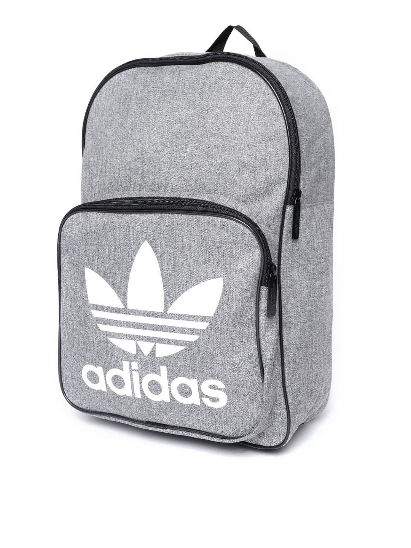d6575773c Buy ADIDAS Originals Unisex Grey Class Casual Brand Logo Backpack ...