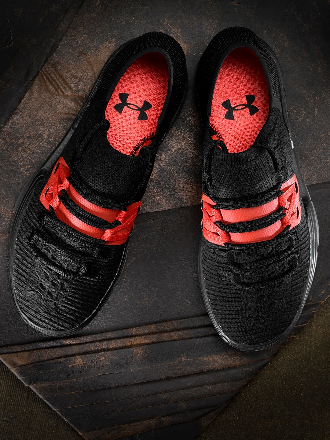 d38e58ea76d Buy UNDER ARMOUR Men Black SpeedForm AMP 3.0 Training Shoes - Sports ...