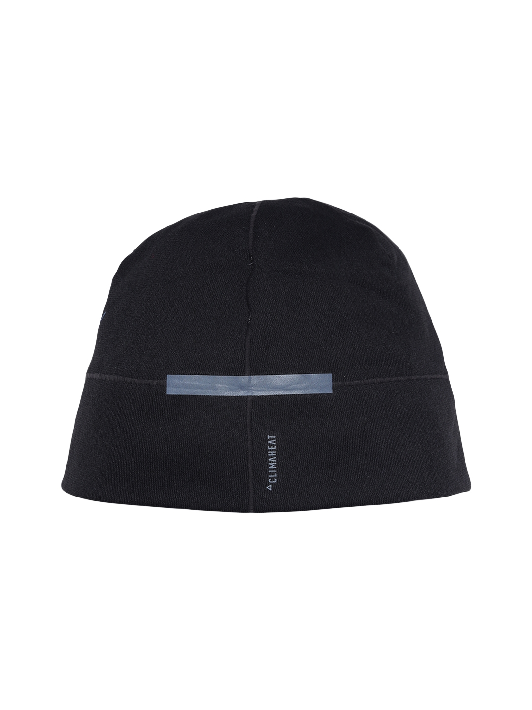 16ab0842292 Buy Adidas Men Charcoal Grey Climaheat Beanie - Caps for Men 7626684 ...