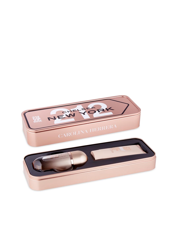 Buy Carolina Herrera Women 212 Vip Rose Set Of Eau De Parfum 80ml