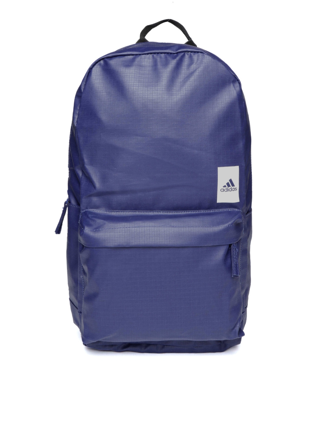 Buy ADIDAS Unisex Blue BR1550 Solid Backpack - Backpacks for Unisex ... 7ee6a527b867b