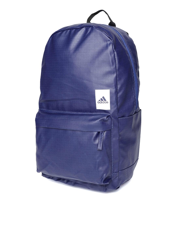 931dfe5afe7d Buy ADIDAS Unisex Blue BR1550 Solid Backpack - Backpacks for Unisex ...