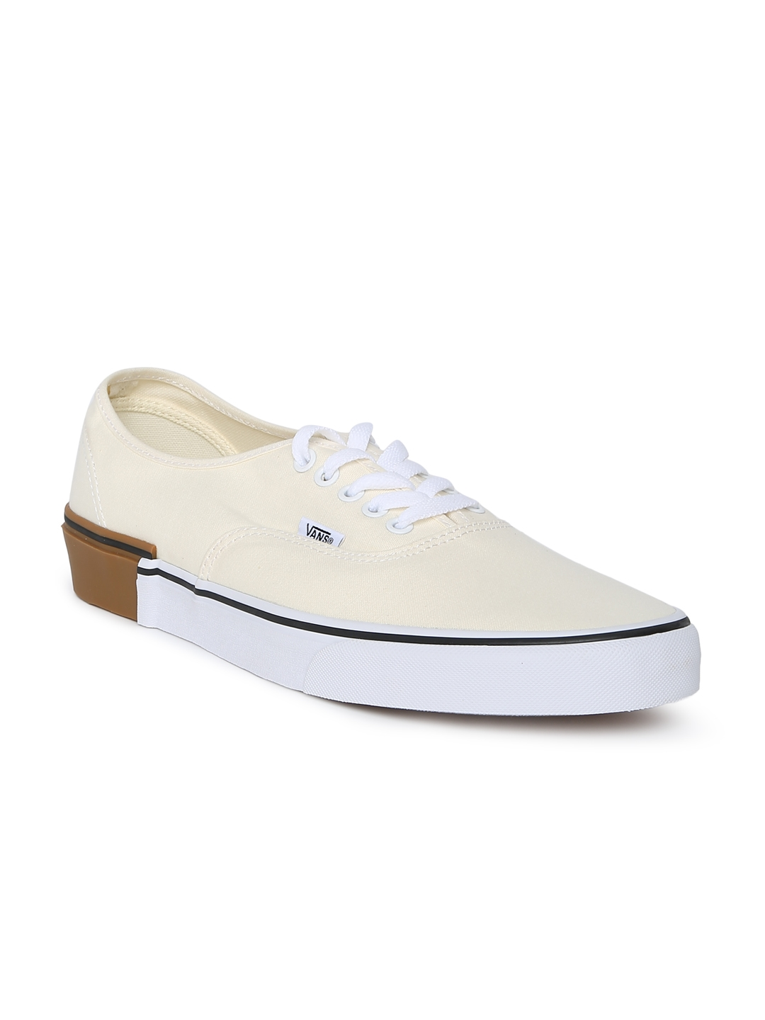 b9cd6ee799c6 Buy Vans Unisex Off White Sneakers - Casual Shoes for Unisex 7665185 ...