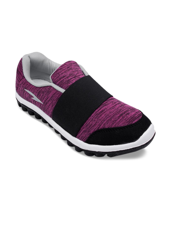 51153307a0391b Buy ASIAN Women Pink   Black Running Shoes - Sports Shoes for Women ...