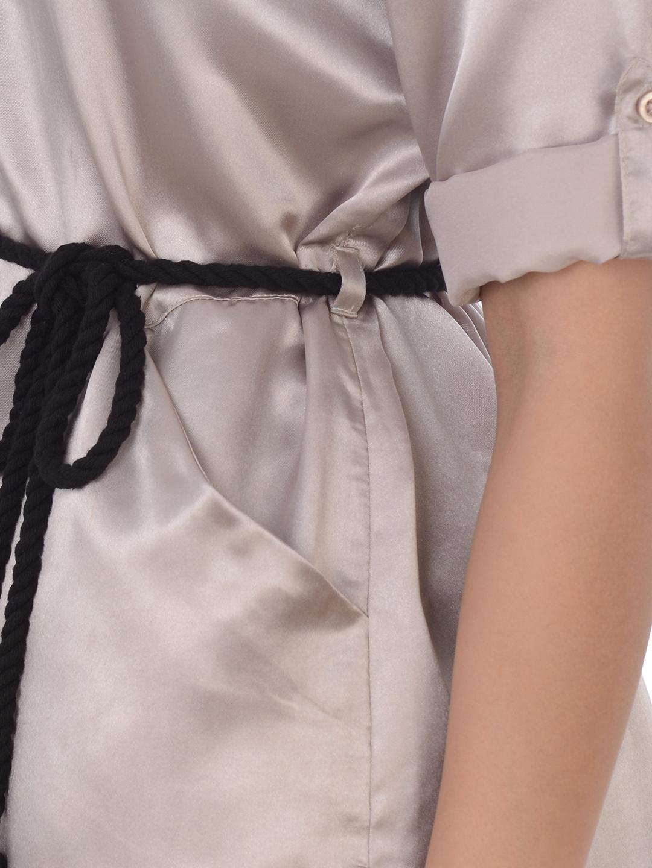 914e338f17 Buy Da Intimo Women Mauve Solid Sleep Shirt DIL80 - Sleep Shirts for ...