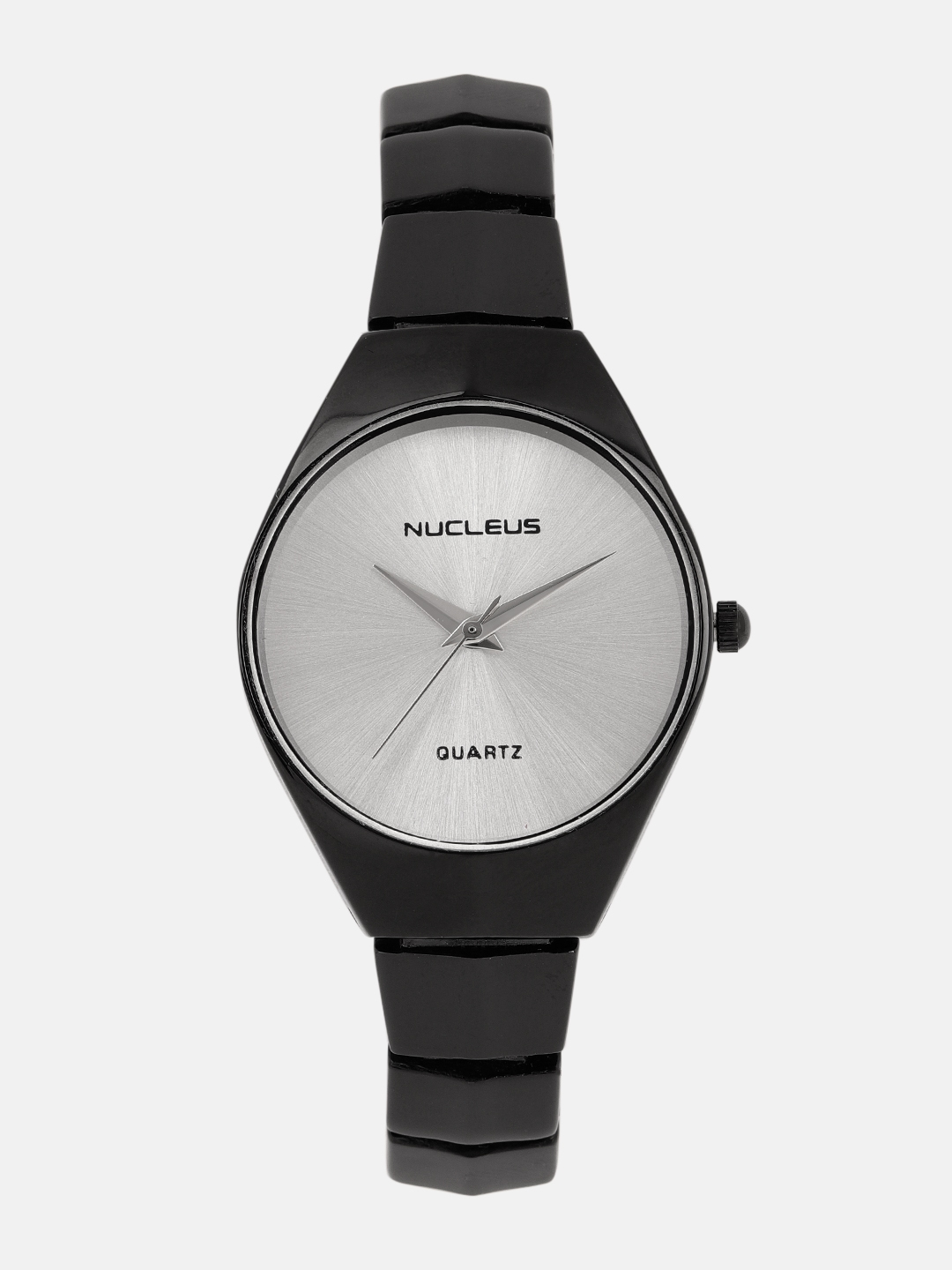 Nucleus Women Silver Toned Analogue Watch SK2 Nucleus Watches