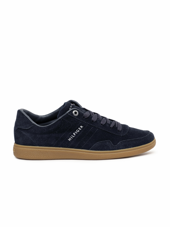 0d9a2c01e Buy Tommy Hilfiger Men Blue Sneakers - Casual Shoes for Men 7729687 ...