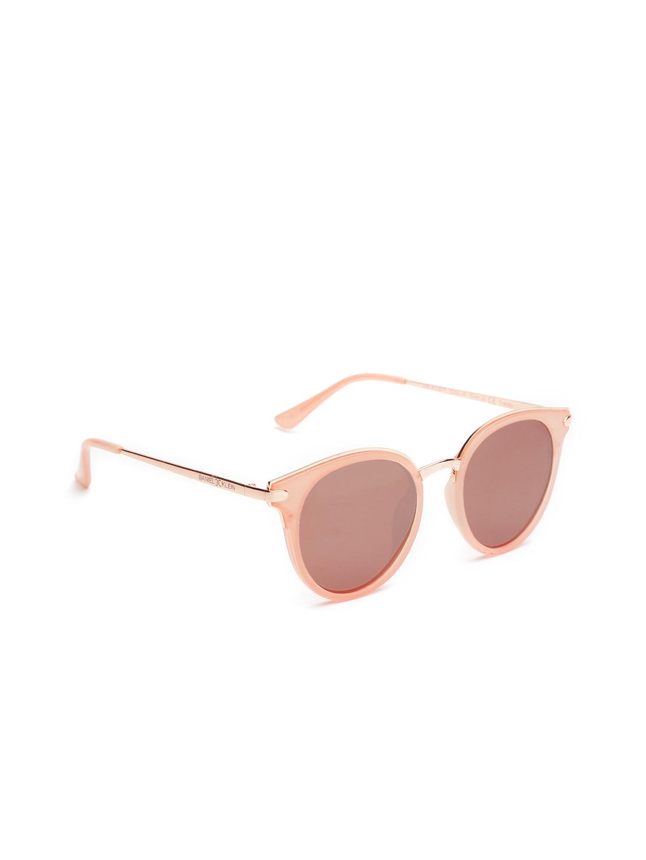 16e174bfc5a0 Buy Daniel Klein Women Mirrored Polarised Cateye Sunglasses DK4187 ...