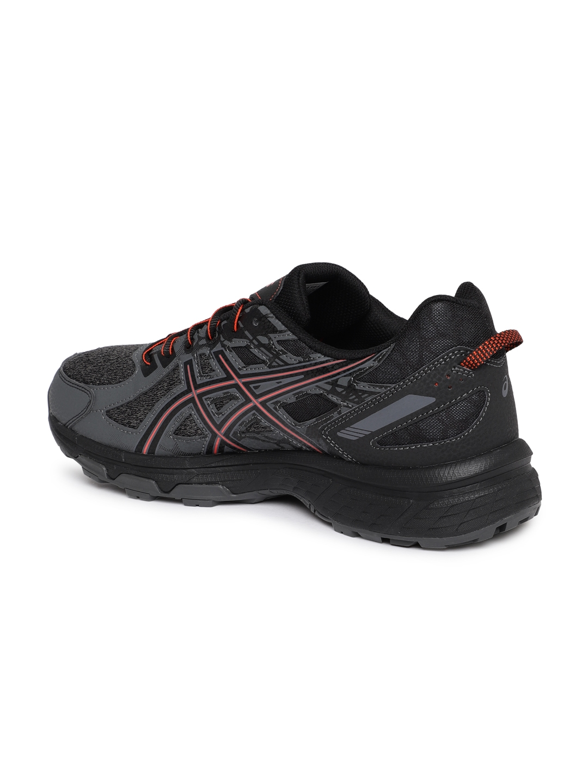 3190b8d5d2b3 Buy ASICS Men Grey GEL VENTURE 6 Running Shoes - Sports Shoes for ...
