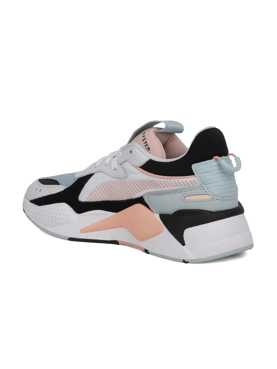 4e308b9d4762 Buy Puma Unisex White RS X Reinvention - Casual Shoes for Unisex ...