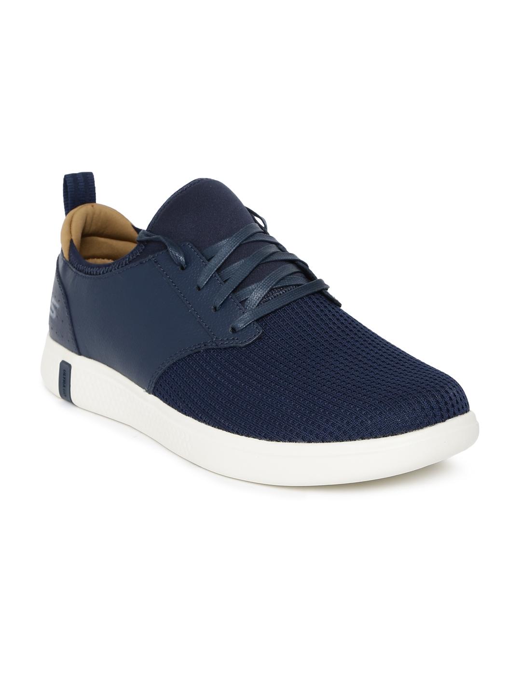 b65163a0 Buy Skechers Men Navy Glide 2.0 Ultra Walking Shoes - Sports Shoes ...