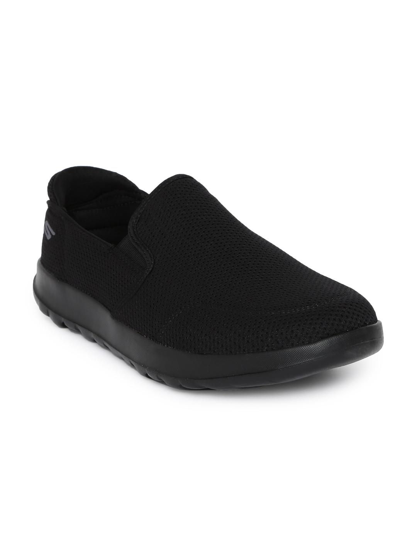 655e0764bb86 Buy Skechers Men Black Adapt Ultra Leisure Walking Shoes - Sports ...