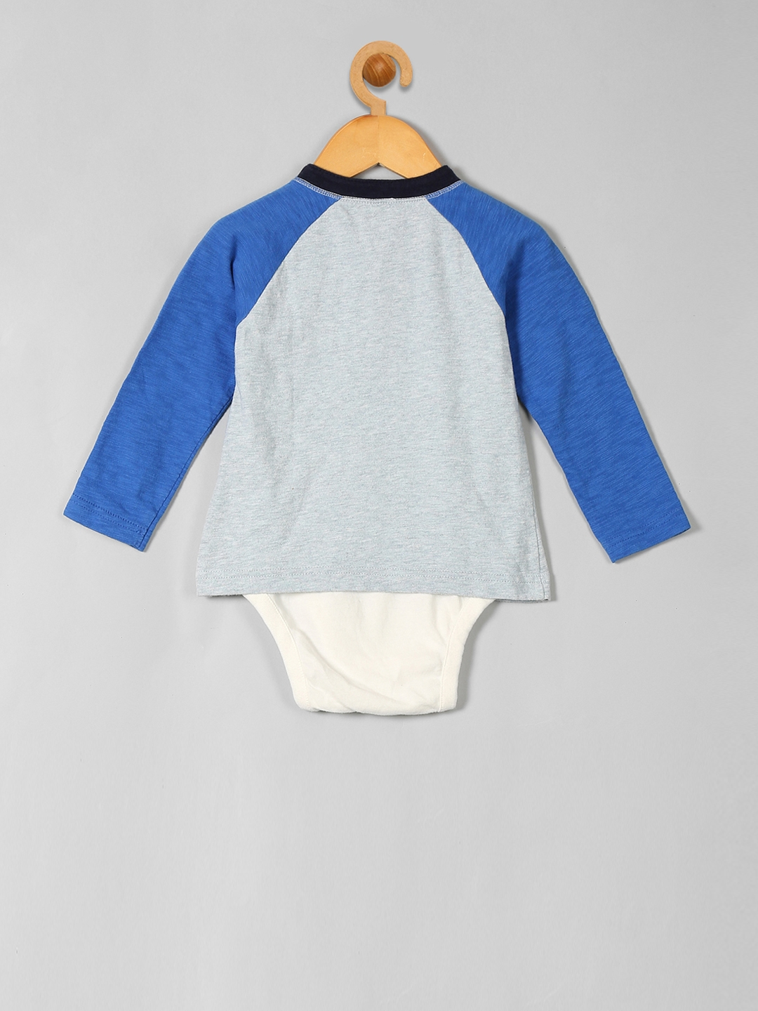 a0b3c8533503 Buy GAP Baby Baseball Henley Body Double - Bodysuit for Boys 7781330 ...