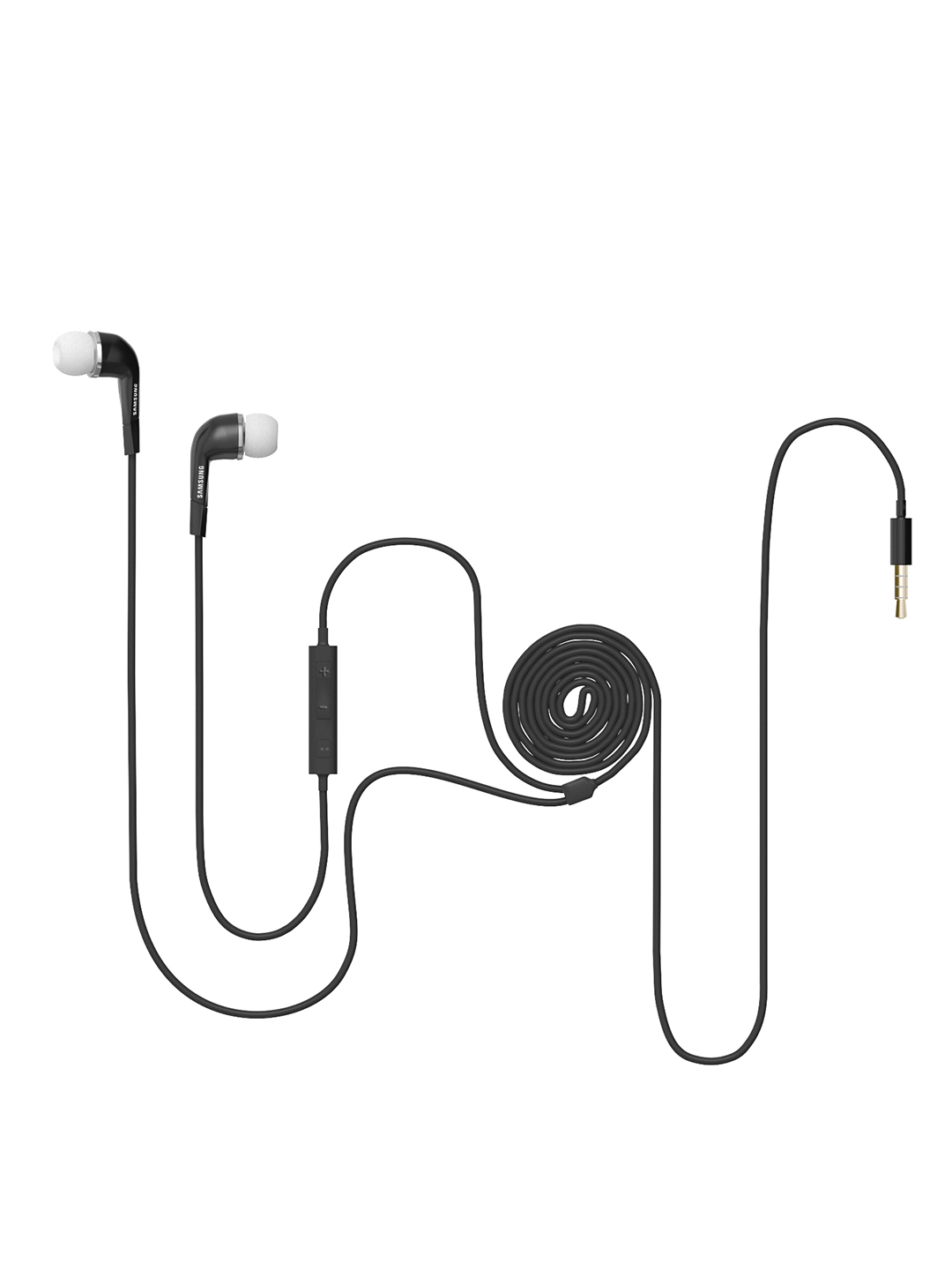 Samsung Black In Ear Wired Headset with Mic EHS64AVFBECINU