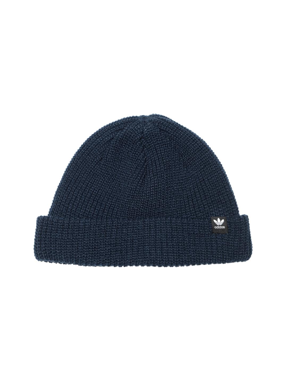 Buy ADIDAS Originals Unisex Navy Blue Solid Beanie - Caps for Unisex ... 53d83aa4bb1