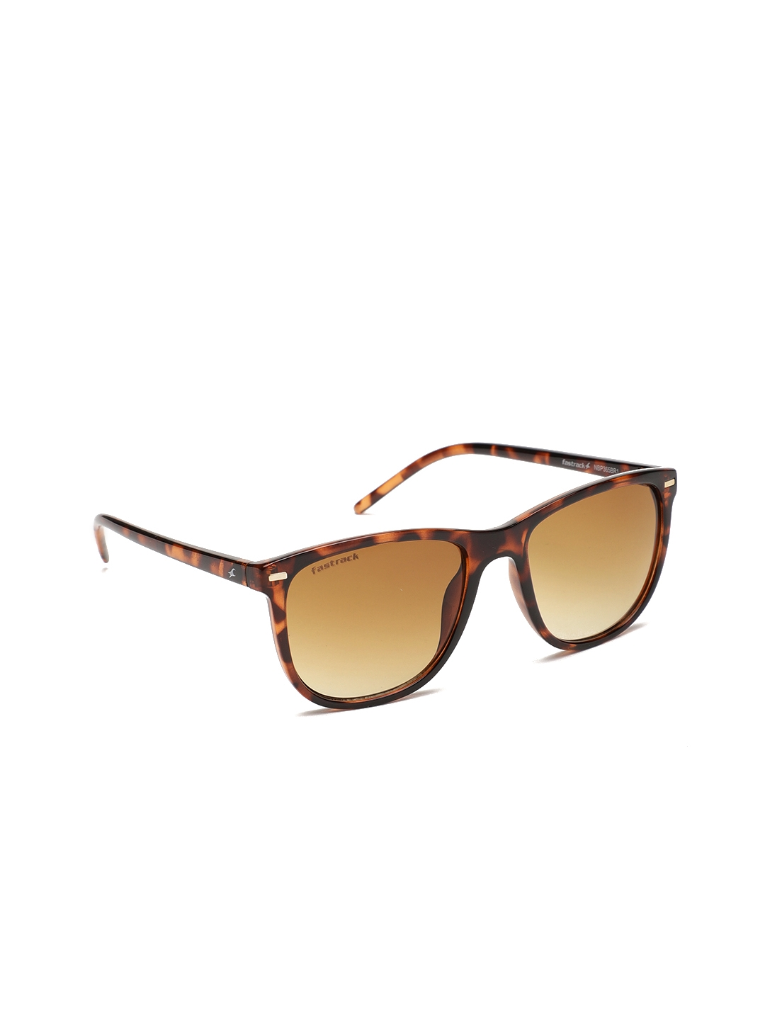 1dcb6be3c684 Fastrack Men Wayfarer Sunglasses NBP365BR1. This product is already at its best  price