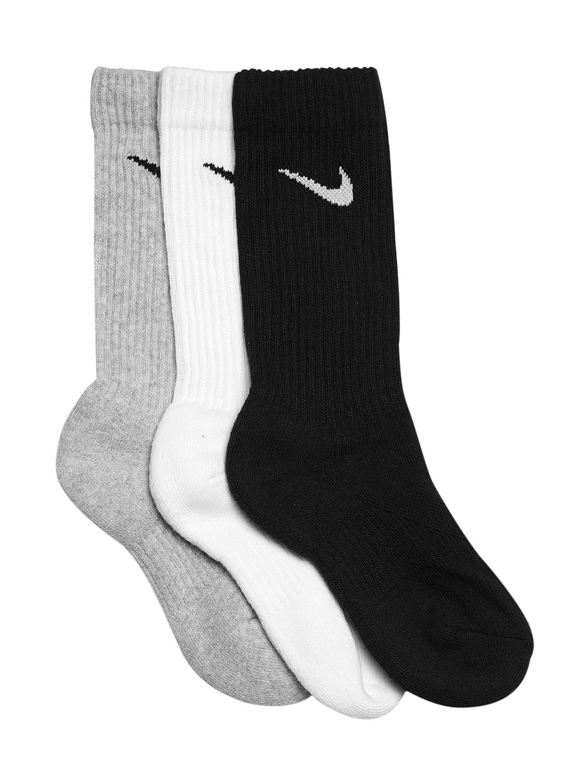 a8b1c81cc Buy Nike Unisex Pack Of 3 Performance Cushioned Crew Socks - Socks ...