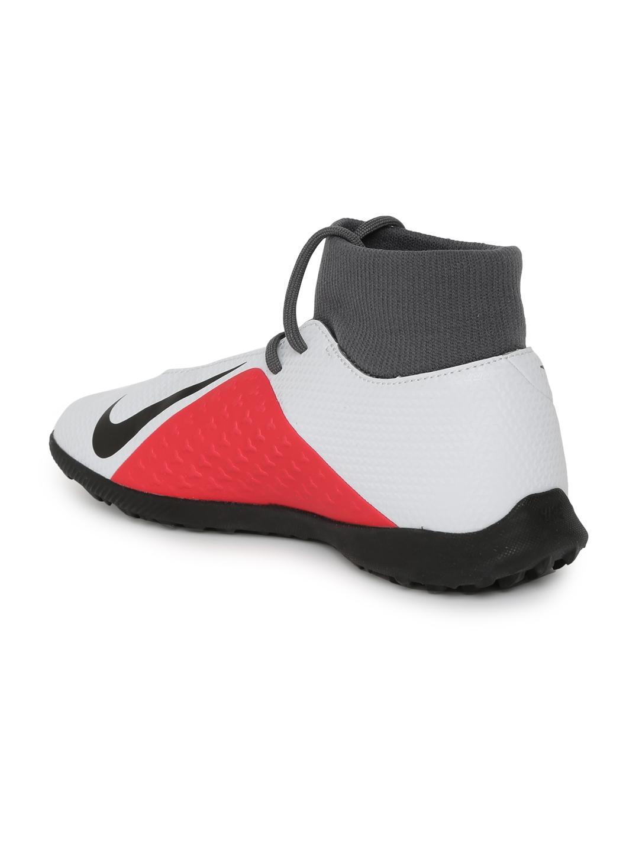 9f3015e39 Buy Nike Unisex Grey PHANTOM VSN CLUB DF TF Football Shoes - Sports ...